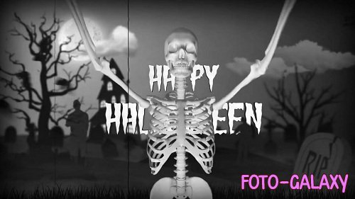 Happy Halloween - After Effects Templates