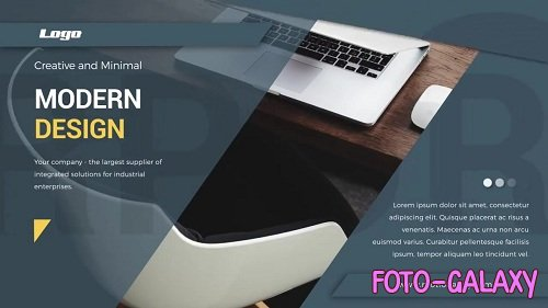Corporate Promo - After Effects Templates