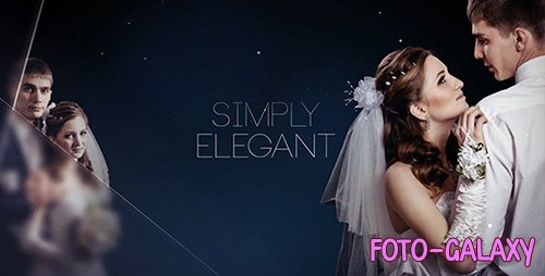 Simply Elegant Slideshow - Project for After Effects (Videohive)