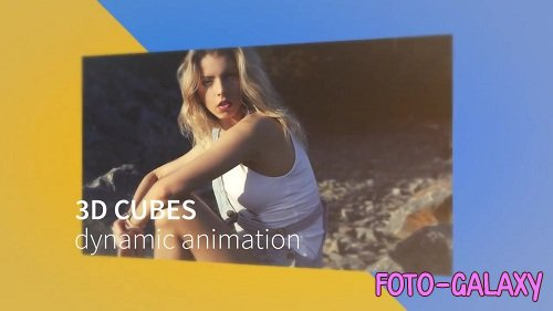 Cubic 49691 - After Effects Templates