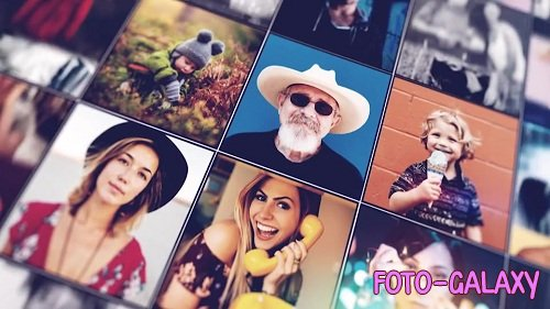 Modern Photo Intro 51970 - After Effects Templates