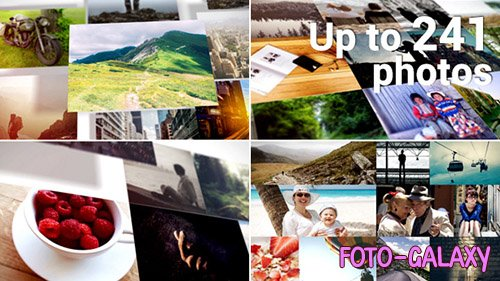 Photo Slideshow 3D III - Project for After Effects (Videohive)