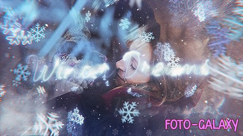 Winter Dreams Slideshow - Project for After Effects (Videohive)