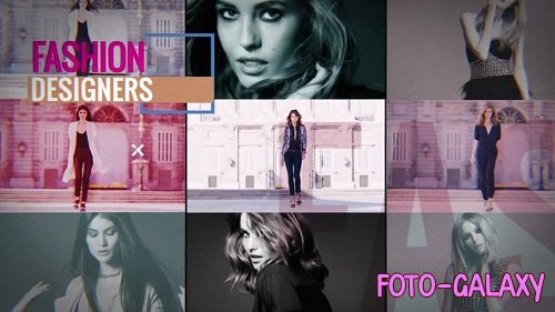 Fashion Promo 52261 - After Effects Templates