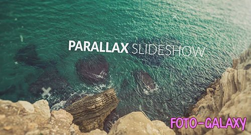 Modern Parallax Slideshow - Project for After Effects (ToleratedCinematics)