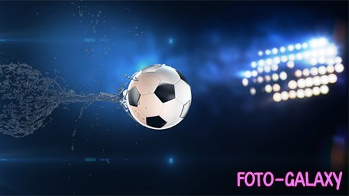 Soccer Ball Logo Reveal 2 - Project for After Effects (Videohive)