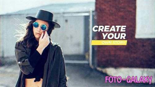 Creative Slideshow 51823 - After Effects Templates