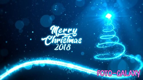 Christmas Glittering 51756 - After Effects Templates
