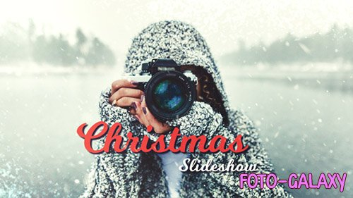 Christmas Slideshow / Winter Opener - Project for After Effects (Videohive)