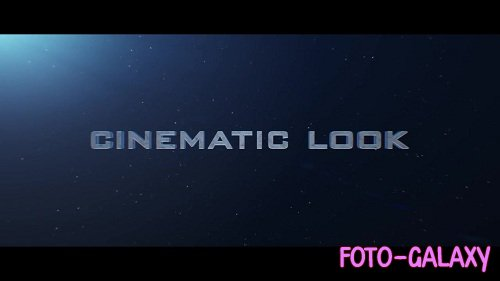 Cinematic Teaser Trailer 51070 - After Effects Templates