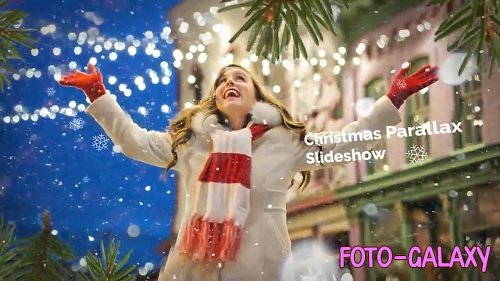Christmas And New Year Slideshow 54878 - After Effects Templates
