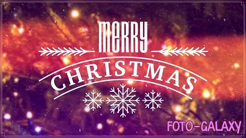 Merry Christmas Titles 54323 - After Effects Templates
