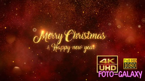 Christmas 20977645 - Project for After Effects (Videohive)
