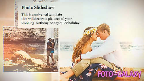 Photo Slideshow 20783065 - Project for After Effects (Videohive)