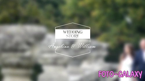Wedding Titles Vol 4 - After Effects Templates