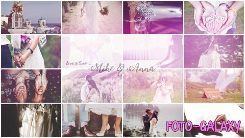 Wedding Slideshow 56595 - After Effects Templates