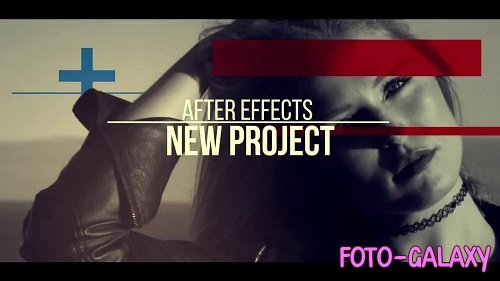 Cinematic Glitch 56855 - After Effects Templates