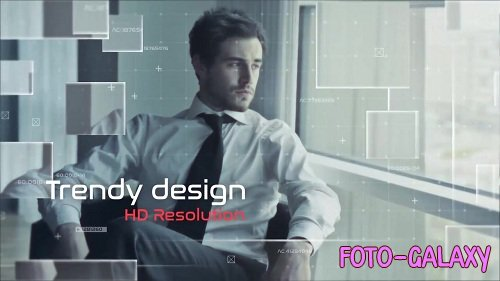 Futuristic Slideshow 57905 - After Effects Templates