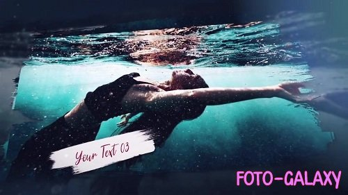 Black Slideshow 56866 - After Effects Templates