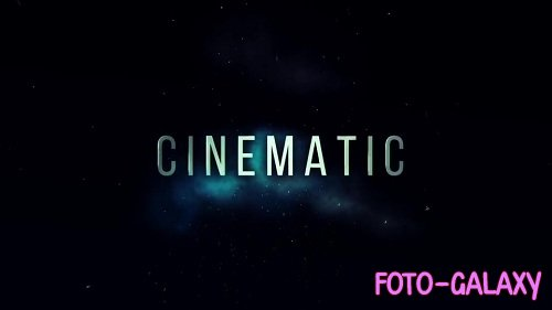 Cinematic Trailer 58394 - After Effects Templates