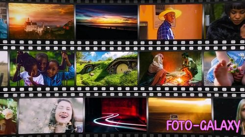 Short Media Frame 55182 - After Effects Templates
