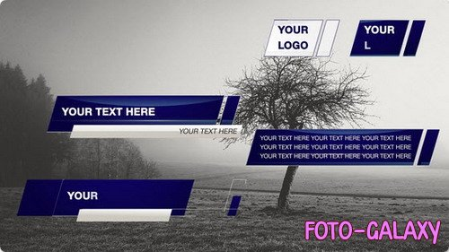 Lower Thirds Pack - After Effects Templates