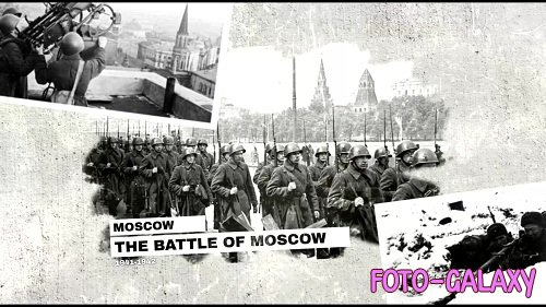 Historical Slideshow: The Great Patriotic War 83155986 - After Effects Templates