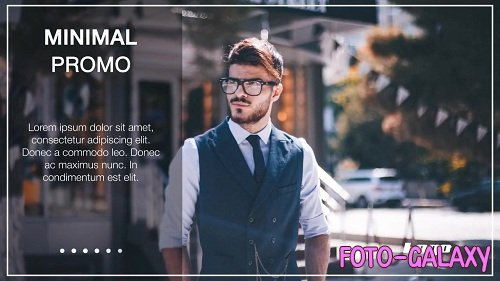 Minimal Corporate Slideshow 59218 - After Effects Templates