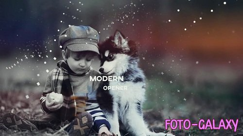 Modern Opener 59367 - After Effects Templates