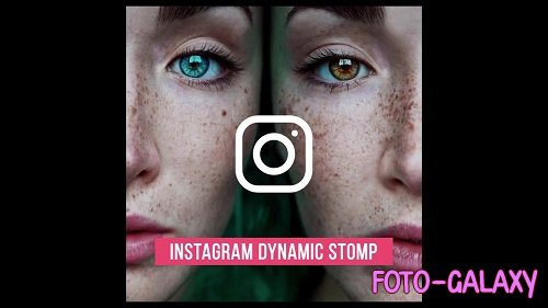 Instagram Dynamic Stomp 58679 - After Effects Templates