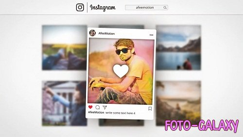 Instagram Promo 59694 - After Effects Templates