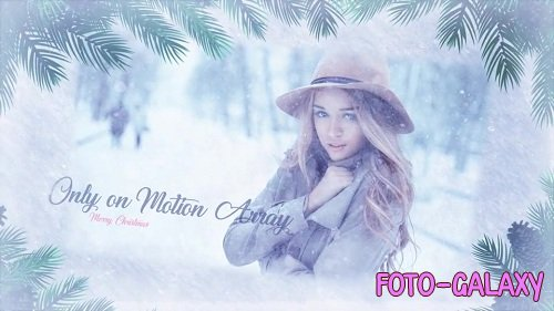 Winter Memories Slideshow 61716 - After Effects Templates