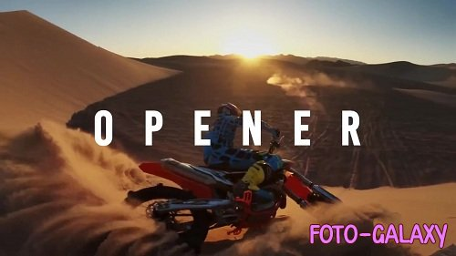 Fast Opener 58549 - After Effects Templates
