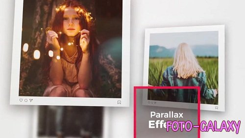 Square Photo - Slideshow 61626 - After Effects Templates