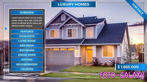 Real Estate Slideshow 58600 - After Effects Templates