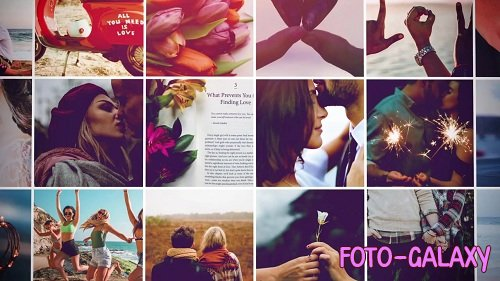 Romantic Slideshow Instagram 74182 - After Effects Templates