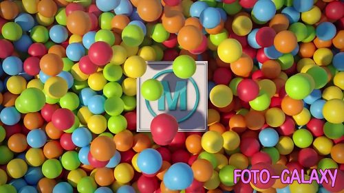 Balls Logo 61581 - After Effects Templates