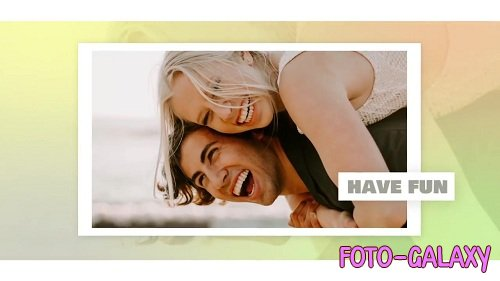 Happy Slideshow 70019 - After Effects Templates