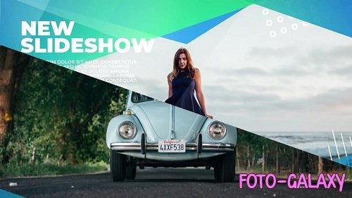 Slideshow Corporate Promo - After Effects Templates