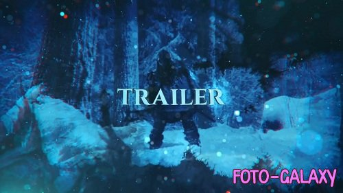 A New Story Trailer - After Effects Templates