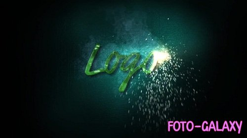 Sparks Logo Reveal 64582 - After Effects Templates