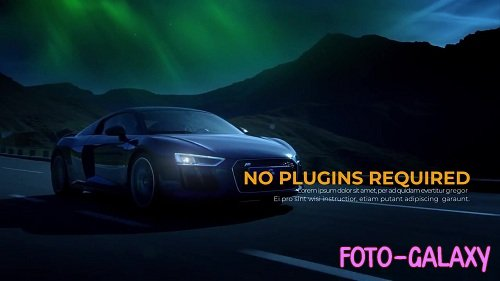 Cinematic Glitch Demo Reel 64977 - After Effects Templates