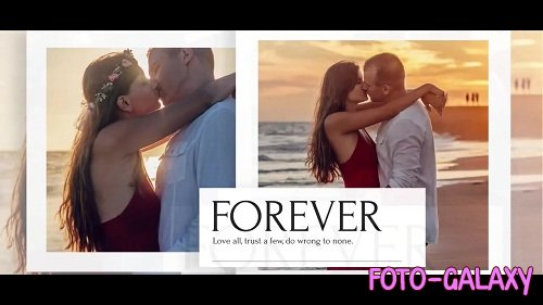 Cinematic - Clean Slideshow 63973 - After Effects Templates