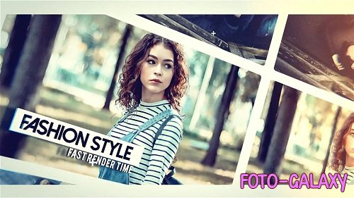 Stylish Quick Promo 65576 - After Effects Templates