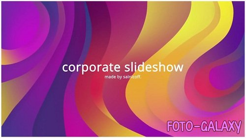 Modern Corporate Slideshow 65323 - After Effects Templates