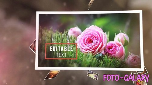3D Modern Slideshow - After Effects Templates