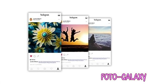 Fast Instagram Promo 63456 - After Effects Templates