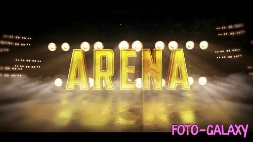 Sports Arena Logo 82863 - After Effects Templates