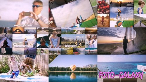 40 Photo Opener 10601957 - After Effects Templates