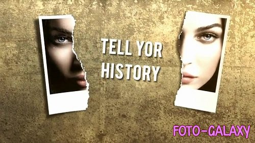 History Slideshow 74580 - After Effects Templates